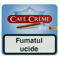 Tigari de foi Cafe Creme BLUE 10 buc