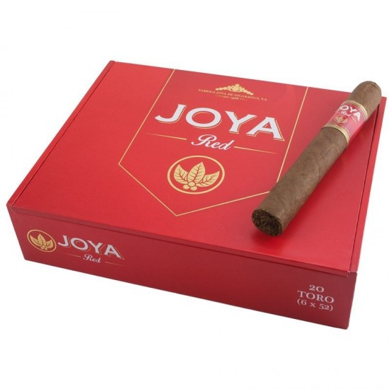 TRABUC JOYA DE NICARAGUA JOYA RED HALF CORONA