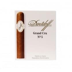 Trabucuri Davidoff Grand Cru No. 3  Corona Cello- Cutie 5 trabucuri