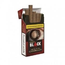 Tigari de foi Djarum Black RUBY Filter  10 buc (tigari de foi cu filtru si aroma de cirese)