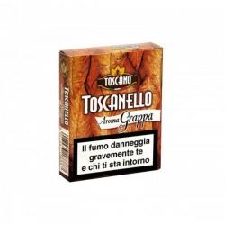 Tigari de foi Toscanello Bianco (aroma struguri albi) 5 buc