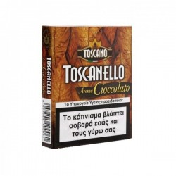 Tigari de foi Toscanello Nero (aroma ciocolata) 5 buc