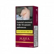 Tigari de foi aromate cu gust de cirese Maya Red 10