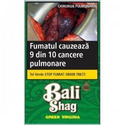 Tutun de rulat Bali Shag Green Virginia 40G + foite