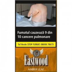 Tutun de rulat Eastwood Amber Leaf 30gr - 10 pachete + Foite