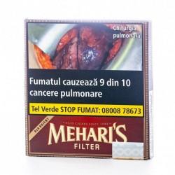Tigari de foi Mehari's FILTER RED Orient 10 buc