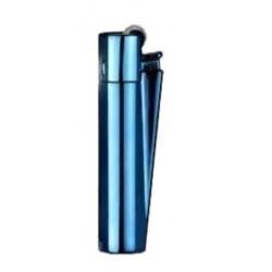 Bricheta Clipper Large Metal albastra+ cutie metalica