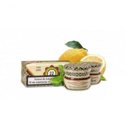 Tutun de narghilea Tuffahtain 40 gr Lemon Mint (Lamaie si Menta) NO. 22