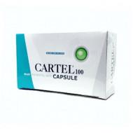 Tuburi tigari Cartel Click Capsula Menthol - 100 buc