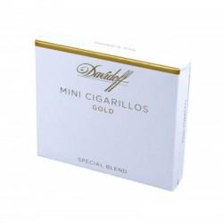 Tigari de foi Davidoff Mini Cigarillos Gold 10 buc