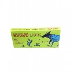 Foite de rulat tigari Desperados Super Fine - 1 pachet