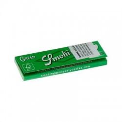 Foite Smoking Regular Green - 1 pachet
