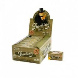 Set Foite in Rola Smoking Rolls Organic 24 role/set